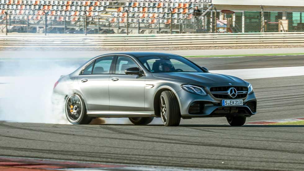 Mercedes AMG E63 S 4MATIC: a prueba un coche demoledor