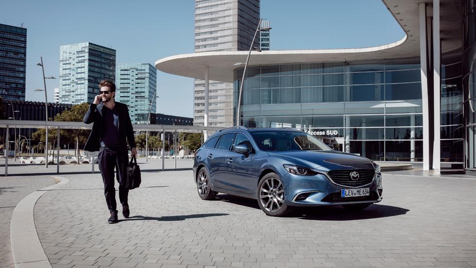 Mazda3 2017: precios para España desde 16.050 euros