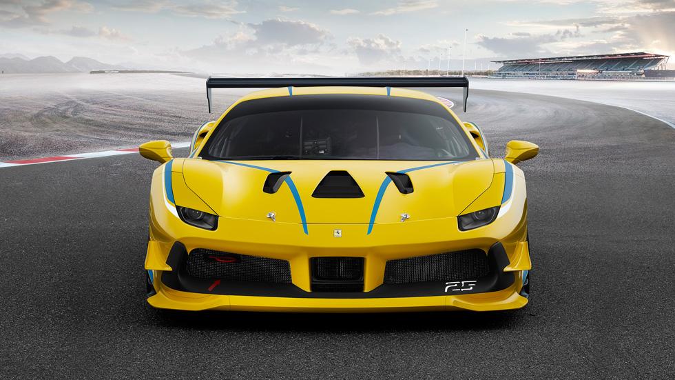 Ferrari 488 Challenge, nace el nuevo coche de carreras
