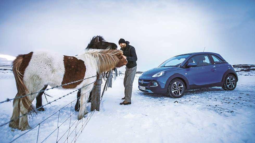 Viajamos por Islandia con el Opel Adam Rocks: ¡qué aventura!