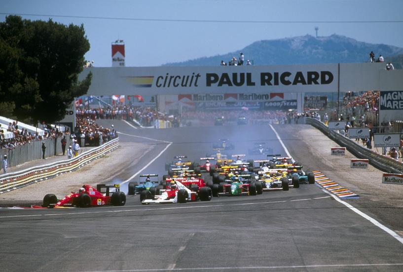 Habrá GP de Francia de F1 en el Paul Ricard en 2018
