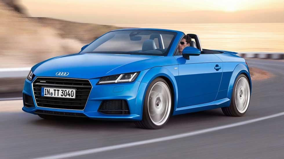Audi TT 2.0 TDI quattro, a la venta a principios de 2017 ...
