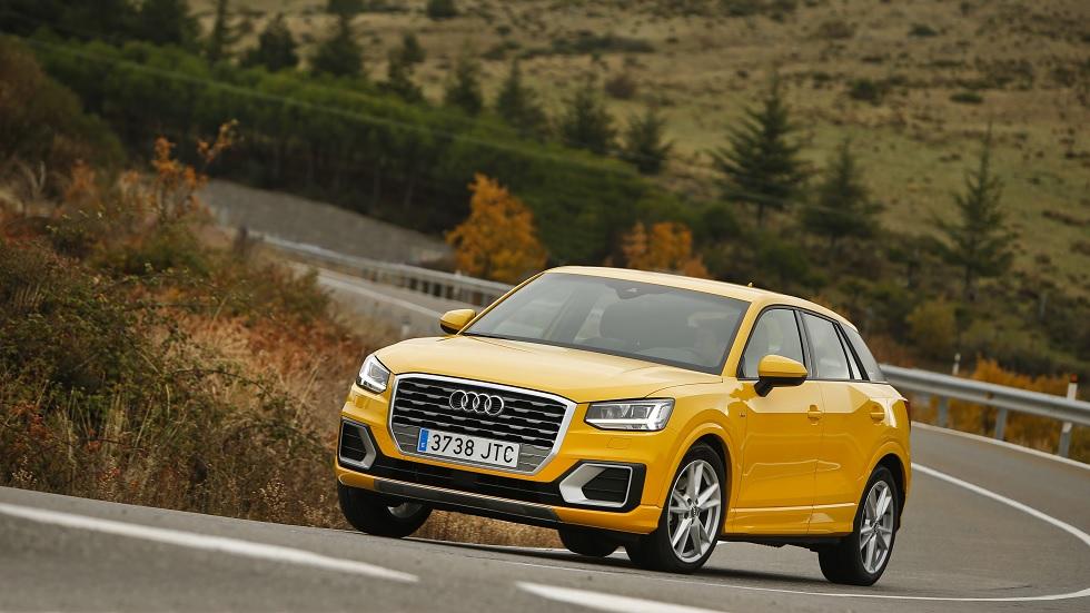 Audi Q2 1.6 TDI: primera prueba con mediciones propias