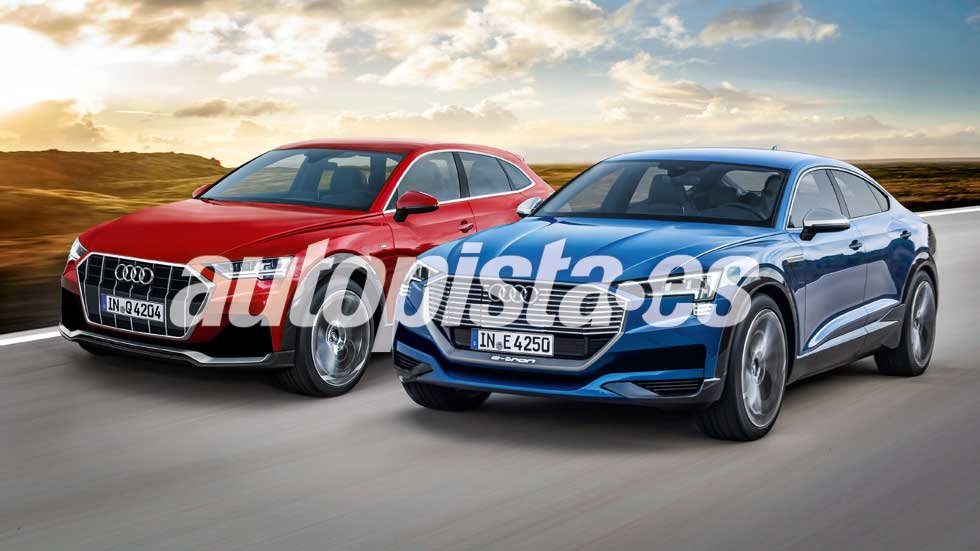 Revista Autopista 2987: así serán los nuevos Audi Q4, Q6, A1...