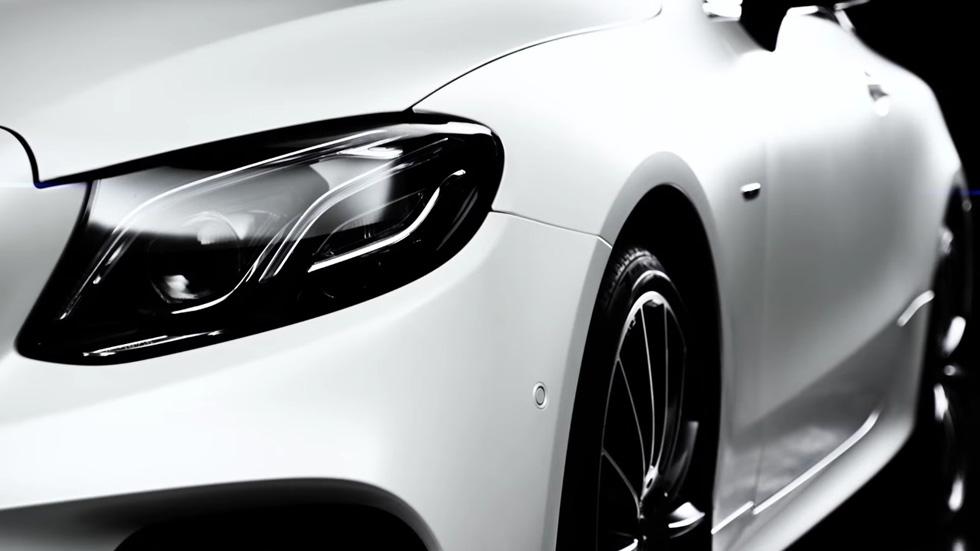 Mercedes-Benz Clase E Coupé 2017: primeros datos y vídeo