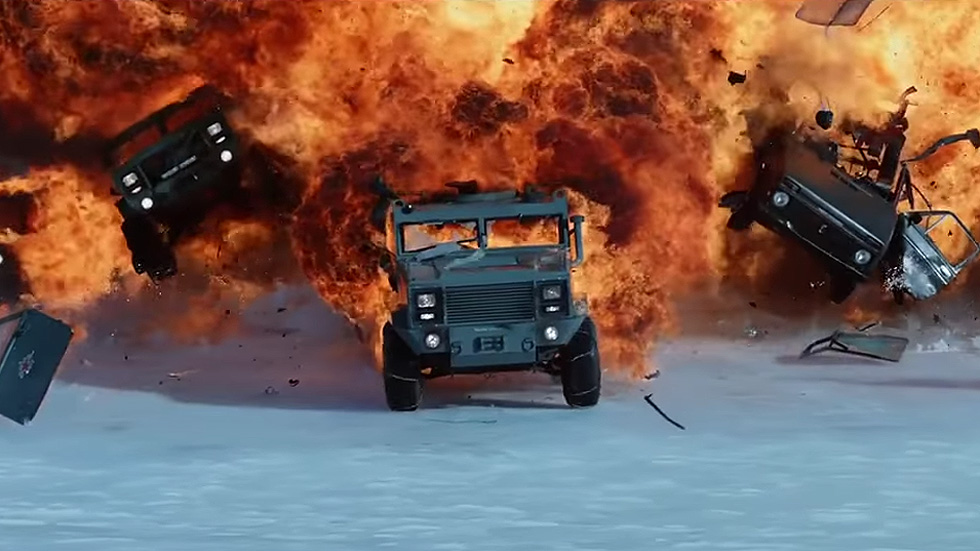 Fast and Furious 8 es ahora The Fate of The Furious (video)