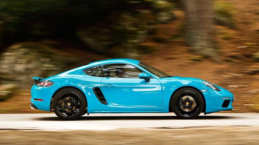 Porsche 718 Cayman PDK: nos rendimos al cambio tecnológico