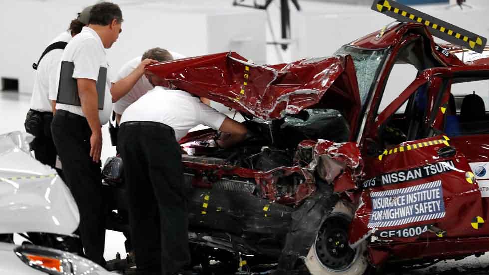 Los 38 coches más seguros, según el IIHS americano