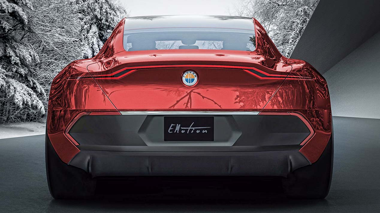 Fisker EMotion: el nuevo y gran deportivo eléctrico rival del Tesla