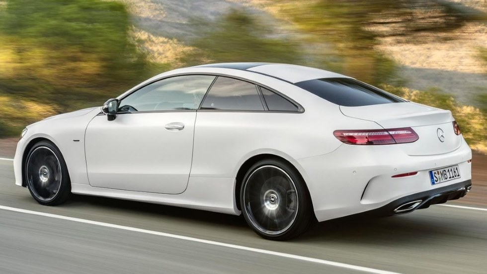 Mercedes Clase E Coupé 2017, en una nueva órbita