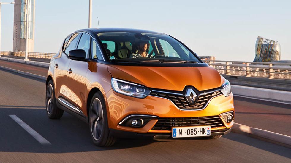 Renault Scénic 2017: diseño, espacio y tecnología en movimiento (vídeo)