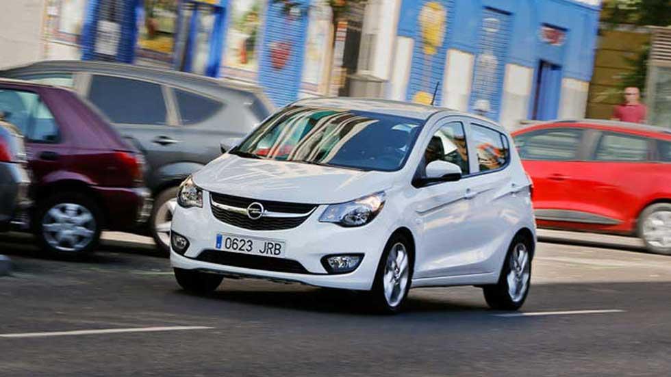 Opel Karl Selective Easytronic: barato e interesante para el día a día