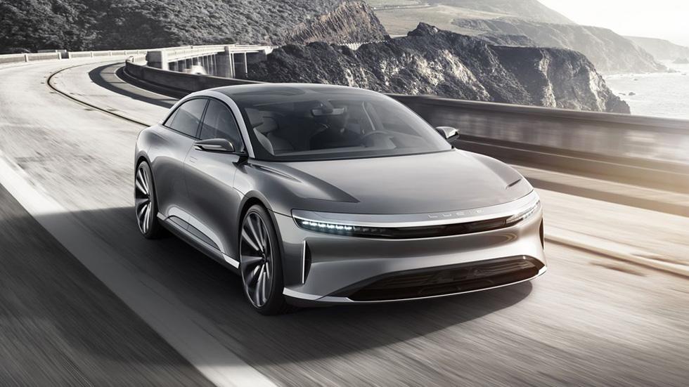 Lucid Air eléctrico: Tesla ya tiene otro nuevo y duro rival