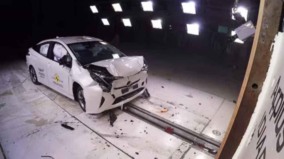 Los coches más seguros en Europa en 2016 (vídeos)