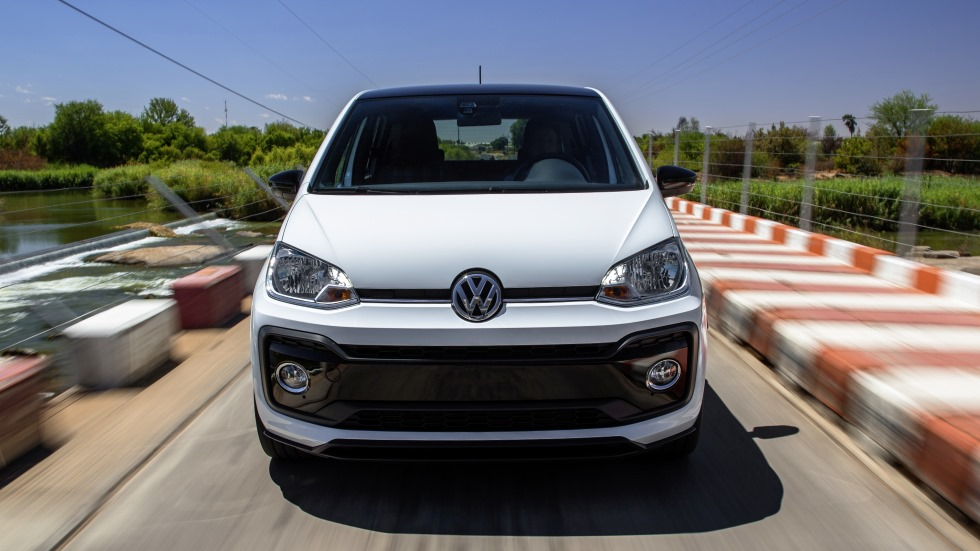 Nuevo Volkswagen Up! GTI 1.0 115 CV: ¡lo probamos!