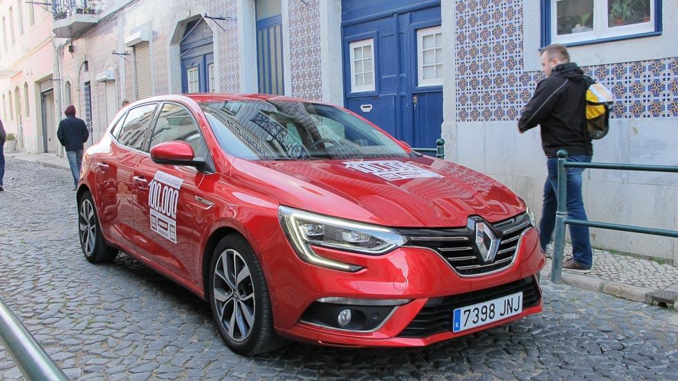 Prueba de 100.000 km al Renault Mégane dCi 130: consumos reales
