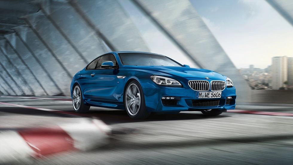BMW Serie 6 2017: nuevo diseño y más equipamiento