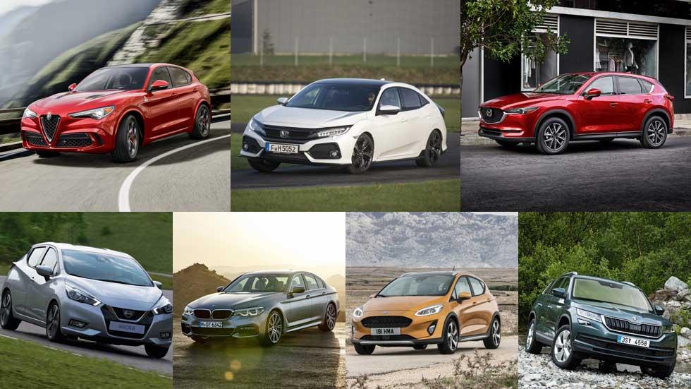 Revista Autopista 2988: ¡hasta 130 coches nuevos en 2017!