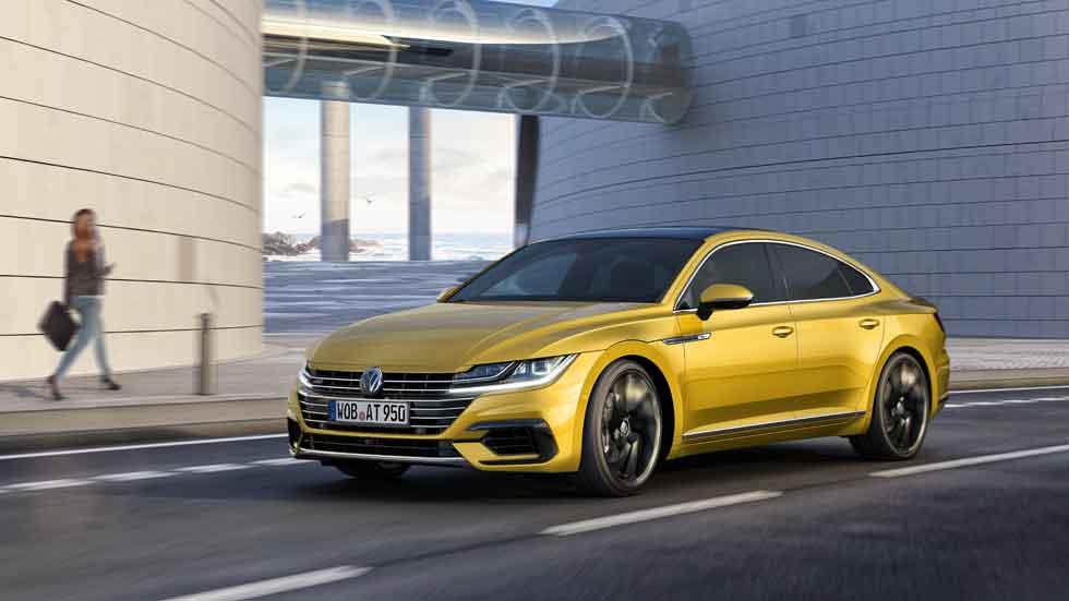Volkswagen Arteon: ¡probamos el nuevo súper Passat!