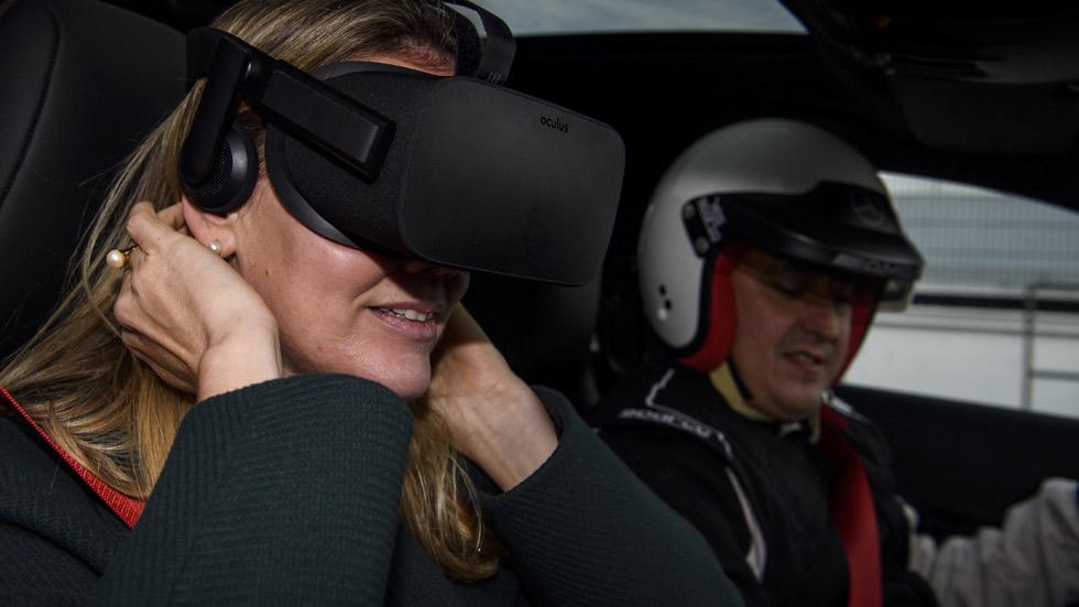 Así es la Mercedes AMG Virtual Race, carrera virtual por las calles de Madrid