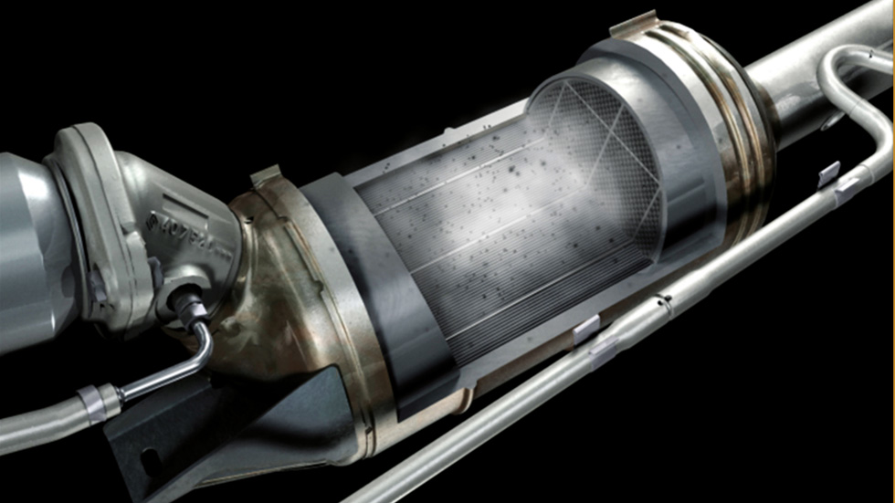 Europa quiere que los coches de gasolina usen filtros de partículas
