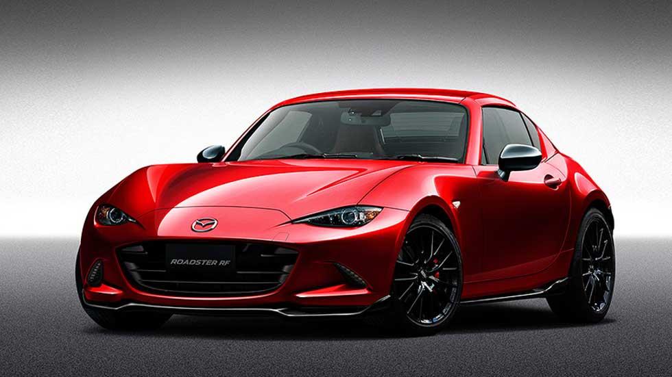 Mazda MX-5 2017: dos nuevas versiones para el mito