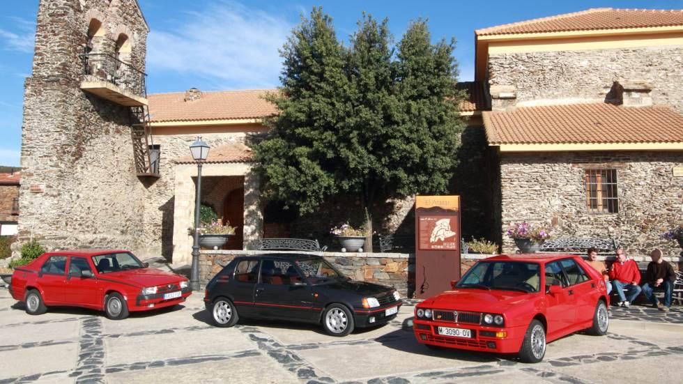 Coches para el recuerdo: Alfa Romeo 75 V6, Lancia Delta HF Integrale y Peugeot 205 GTI