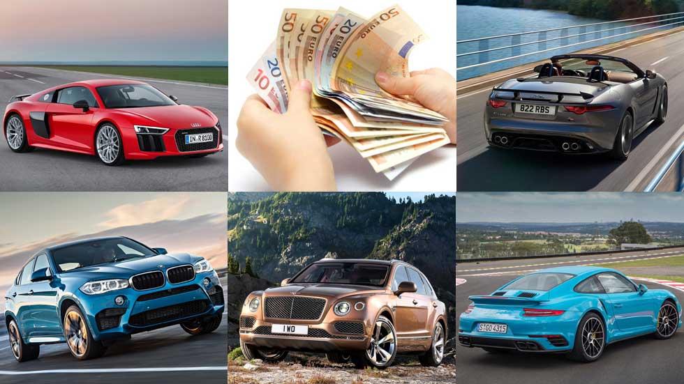 Gordo de la Lotería de Navidad: los coches que te puedes comprar