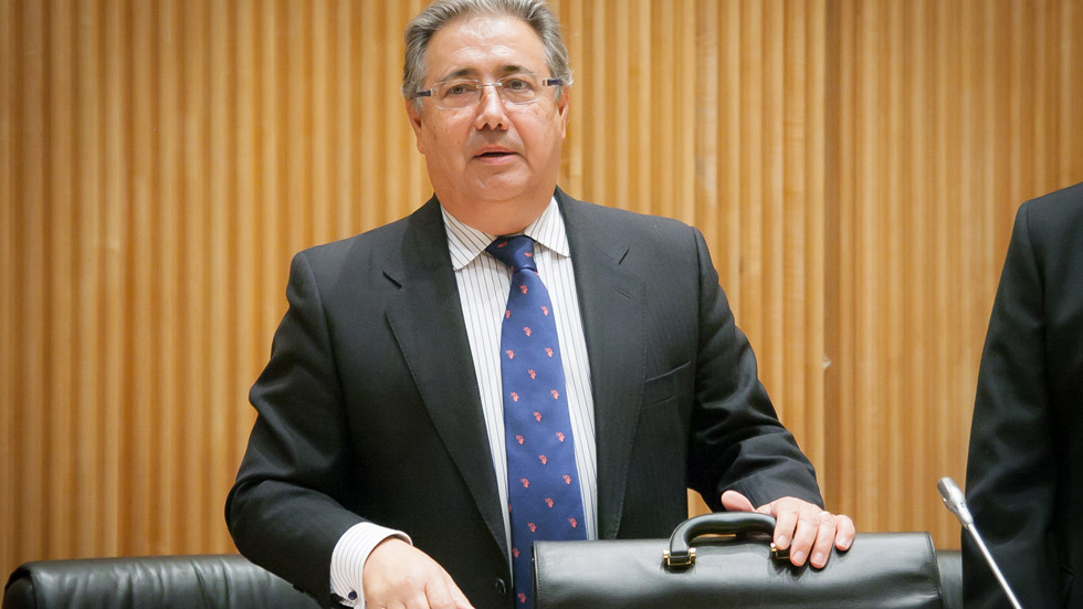 El ministro del interior pide un gran pacto nacional sobre for Zoido ministro del interior