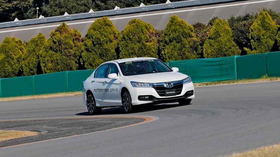 Honda negocia con Waymo (Google) para desarrollar el coche autónomo