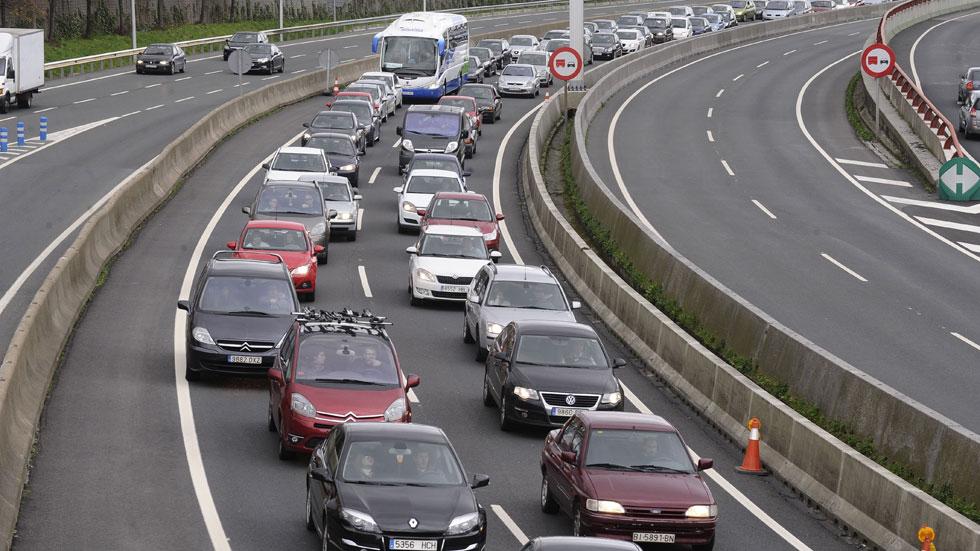 Los atascos, perjudiciales para la salud y para tu coche