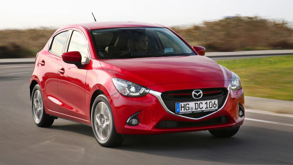 A prueba el Mazda2: la ciudad no necesita el Diesel