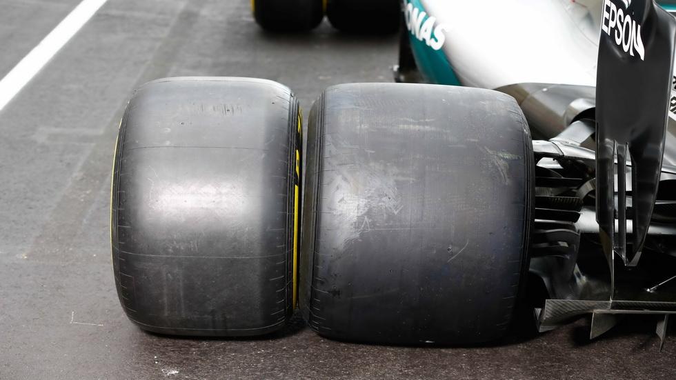 Pirelli anuncia los compuestos para Australia y China