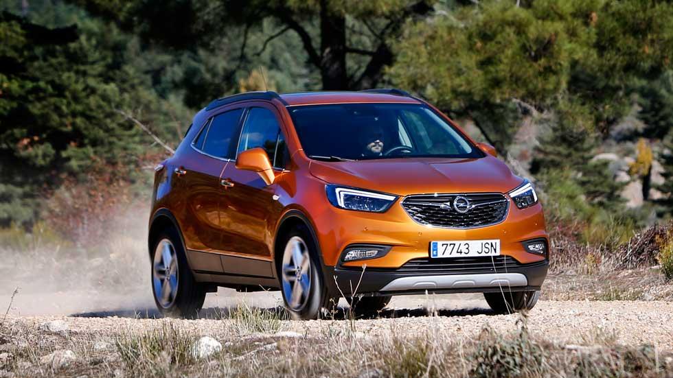 Opel Mokka X 1.6 CDTI 4x4: a prueba un SUV completo e interesante