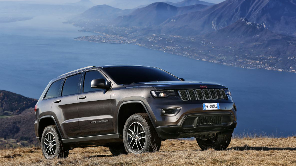 Jeep Grand Cherokee 2017, precios desde 58.250 euros