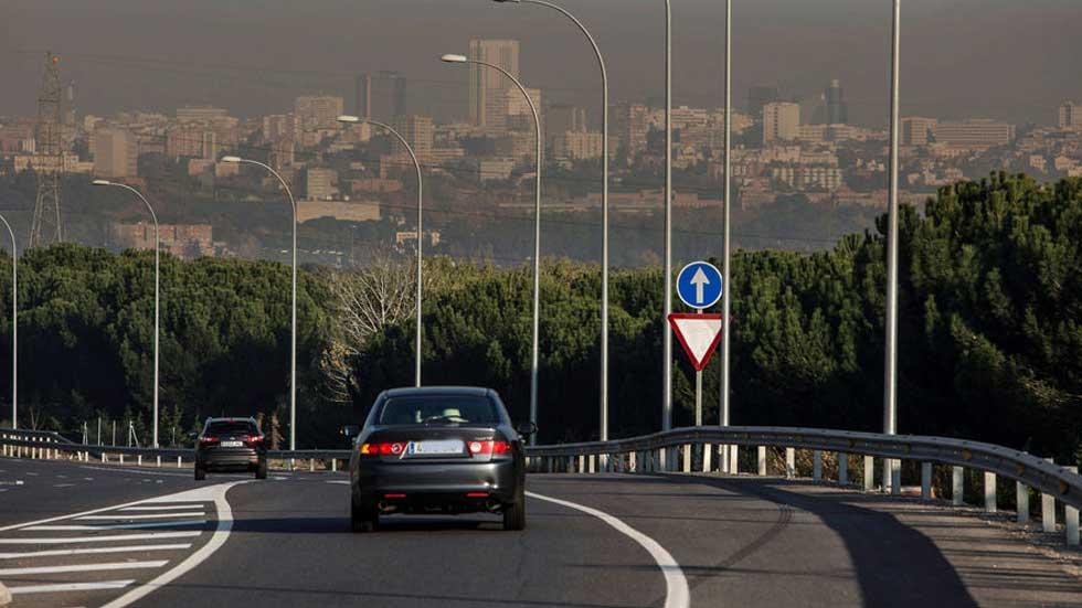 Mañana no podrán circular en Madrid los coches con matrícula par
