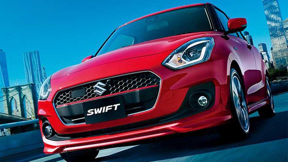 Suzuki Swift 2017, paso a la cuarta generación