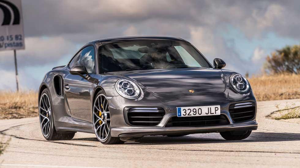 Porsche 911 Turbo S Coupé: a prueba el coche más rápido del momento