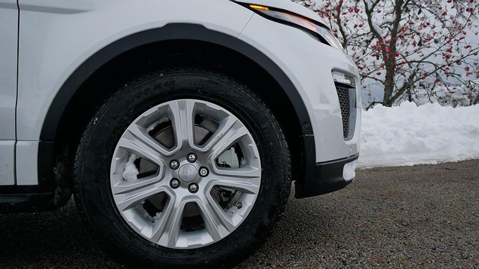 Multas en Europa por no llevar neumáticos de invierno