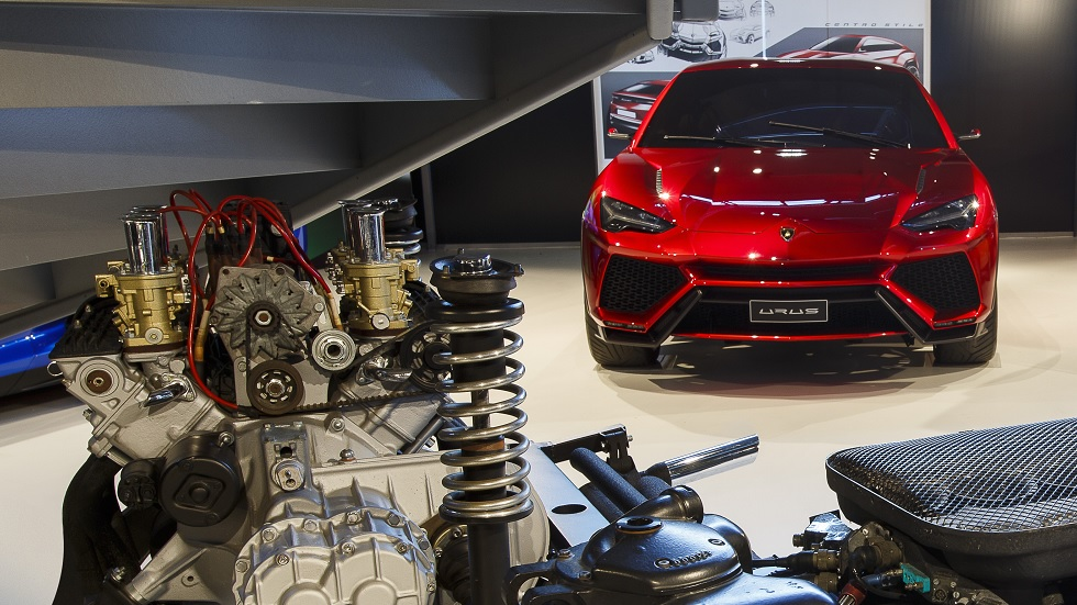 El nuevo SUV de Lamborghini, el Urus, será híbrido enchufable