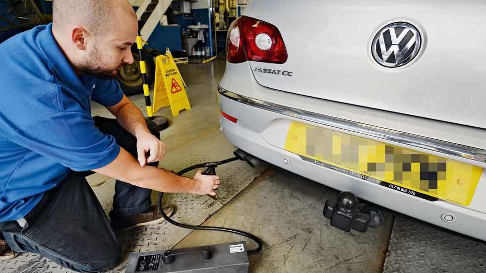 Casi el 76 por ciento de los coches nuevos son considerados poco contaminantes