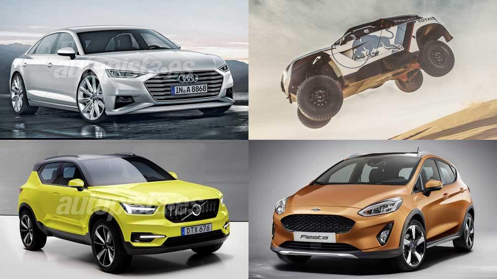 Los mejores coches, SUV y motos que vendrán en 2017