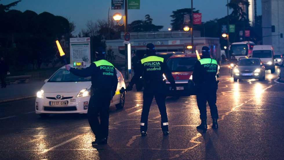 Camiones y autocares no podrán circular por Madrid durante las cabalgatas de Reyes