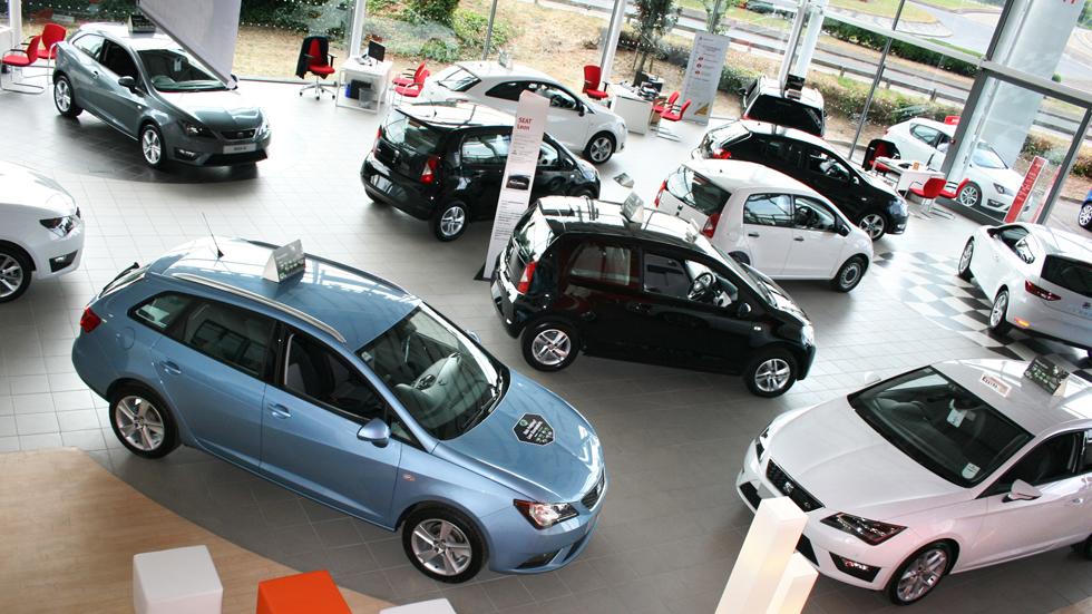 La venta de coches Diesel sigue en caída libre