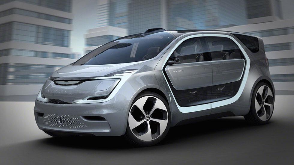 Chrysler Portal Concept: el coche que comprarán los 'millenials'