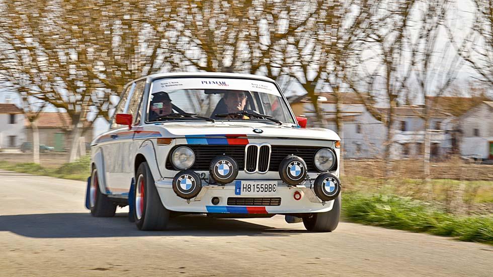Coches para el recuerdo: BMW 2002 Tii, la antesala de los M3
