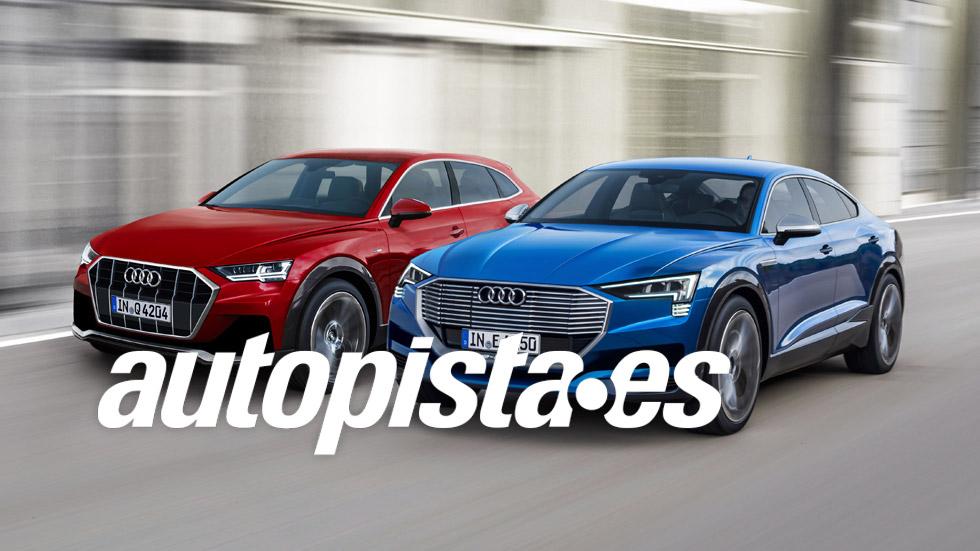 Todos los próximos coches de Audi: SUV, eléctricos... y mucho más