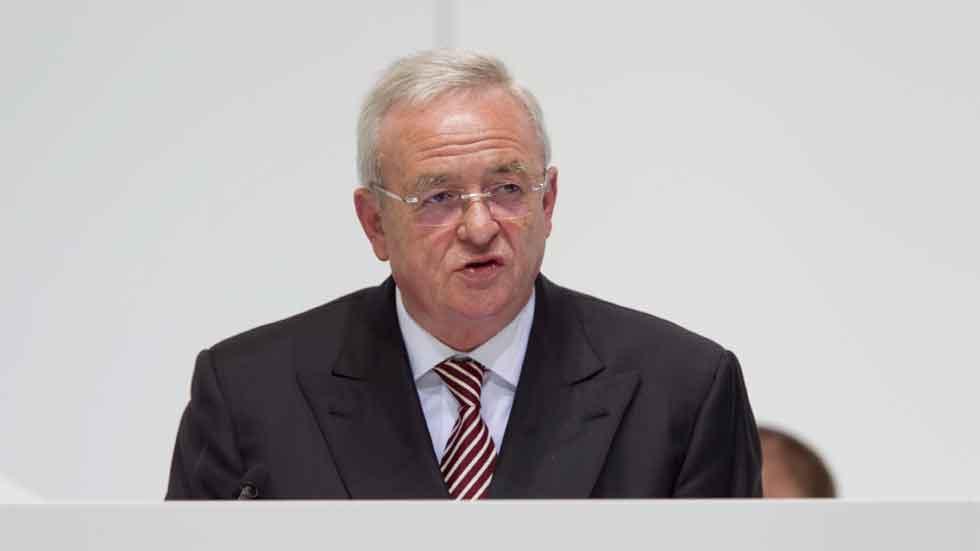Escándalo Volkswagen: 3.100 euros al día de pensión para el ex-CEO