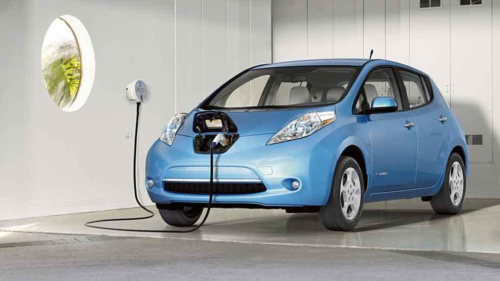 Las ventas de coches eléctricos suben un 51,6 por ciento en 2016