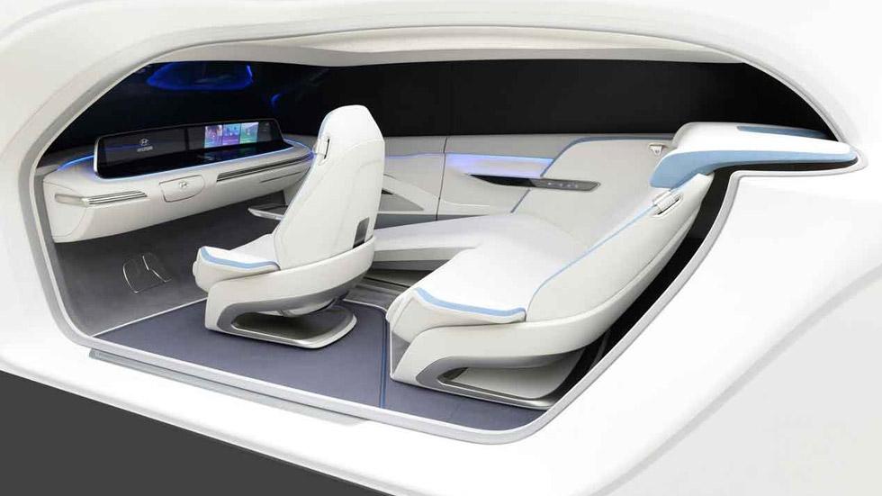 Hyundai Health + Mobility Cockpit: los coches que miden el estrés